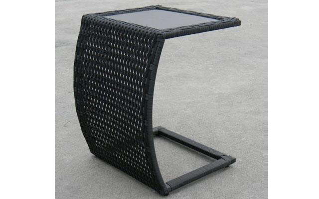 U Shaped Side Table. Airee